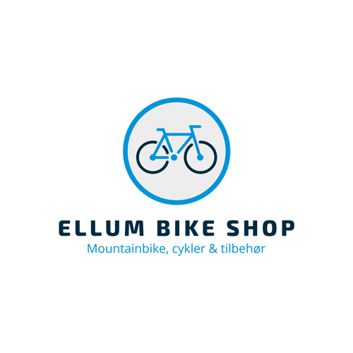 Logodesign for Ellum Bike Shop.